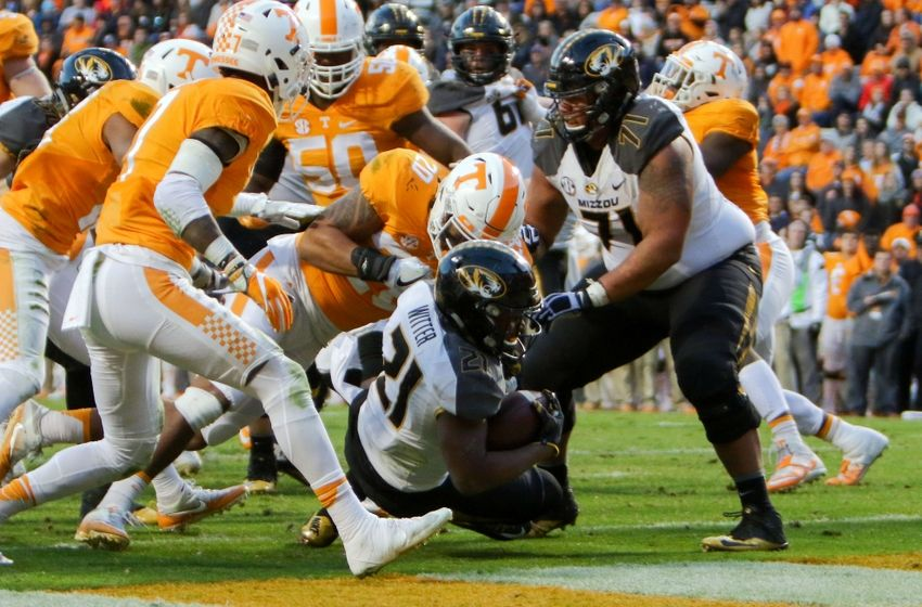 Tennessee vs Missouri: Photo Gallery from Vols' 63-37 Win ...