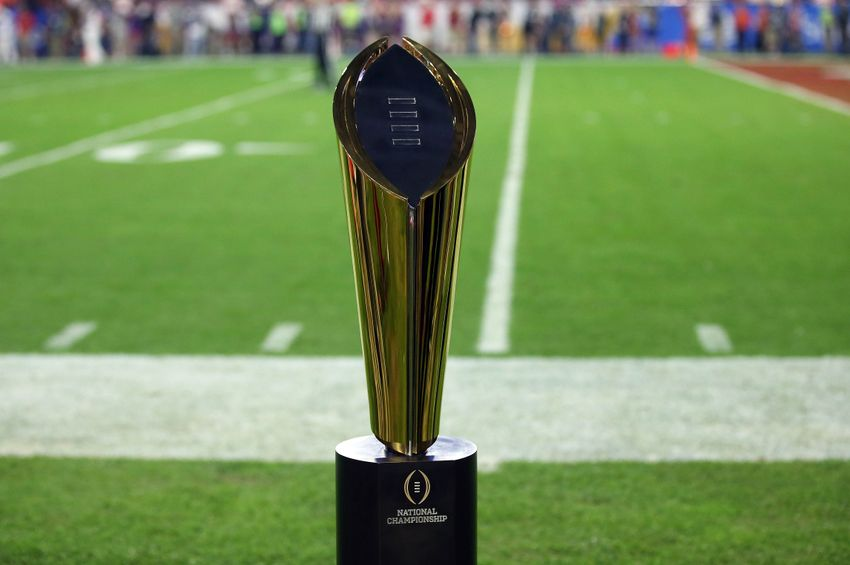 college football semi finals is there a college football game tonight