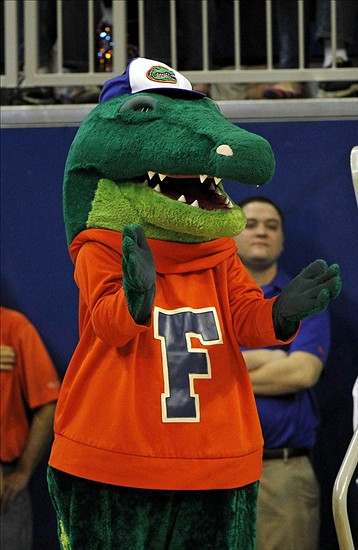 University of Florida Gators Albert