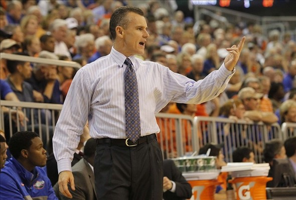 Florida Gators Men's Basketball Head Coach Billy Donovan