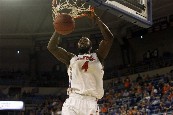 Patric Young Dunk