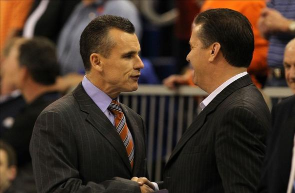Billy Donovan John Calipari