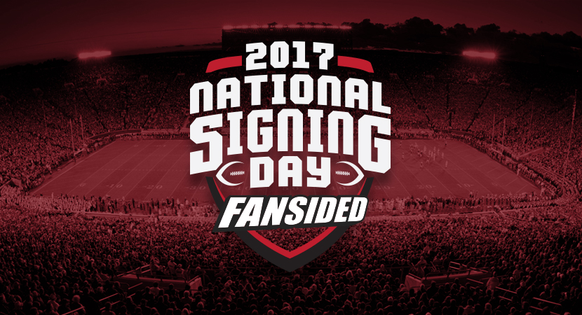 Ole Miss football National Signing Day
