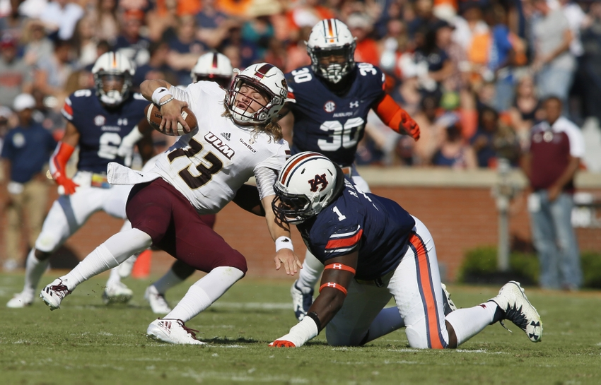 Auburn, Mississippi St trying to make move in SEC West