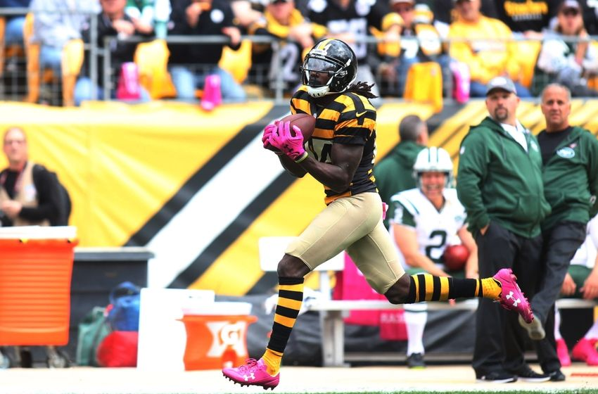 Who knows what kind of season Sammie Coates would have had if not for injuries, but his Week 5 performance against the Jets will remain one of the year's best