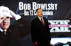 Big 12 commissioner Bob Bowlsby needs to be proactive and push for expansion. (Photo Credit: Kevin Jairaj-US PRESSWIRE)