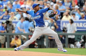 Ventura throws hard but will his slight build withstand a starter's workload? (Photo Credit: Denny Medley-USA TODAY Sports)