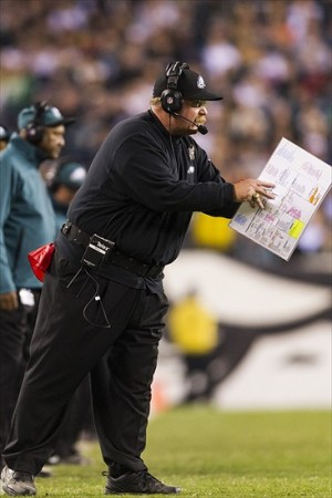 Philadelphia Eagles head coach Andy Reid Mandatory Credit: Howard Smith-USA TODAY Sports