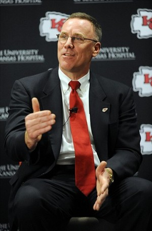 John Dorsey (Photo Credit: Denny Medley-USA TODAY Sports)