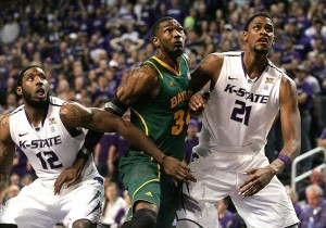 Henriquez (21) has started turning in more productive minutes of late, and that's a very positive sign for KSU. (Photo Credit: Scott Sewell-USA TODAY Sports)