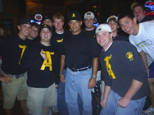 Coach Pinkel and The Antlers