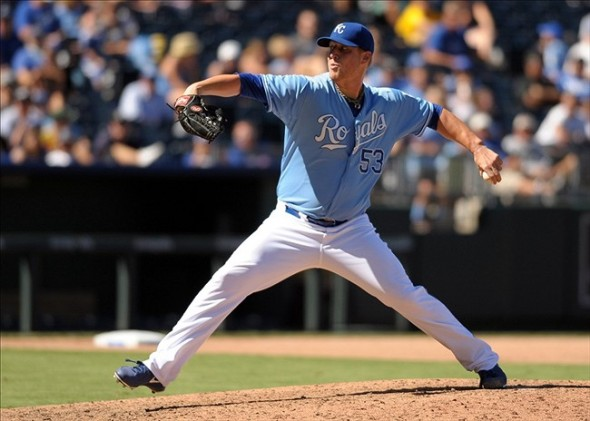 Kansas City Royals Reliever Will Smith