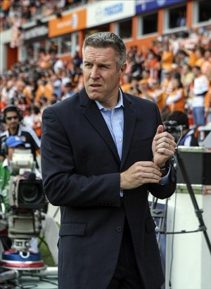 Sporting KC head coach Peter Vermes. (Troy Taormina, USA TODAY Sports)