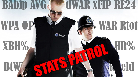 STATS PATROL: On the Beat