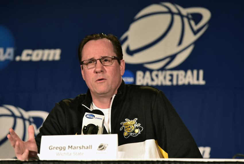 Wichita State Shockers head coach Gregg Marshall - Credit: USA Today