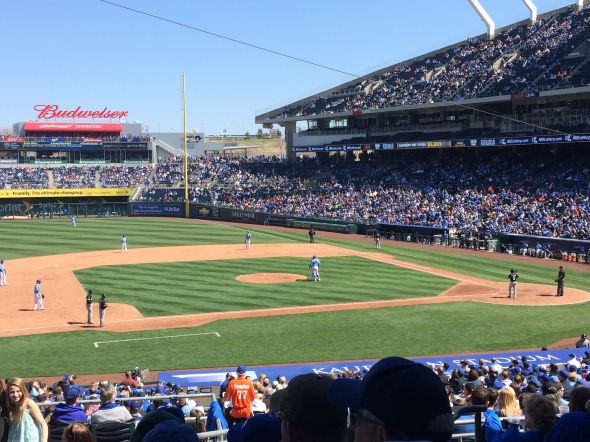 A Typical Day at The K