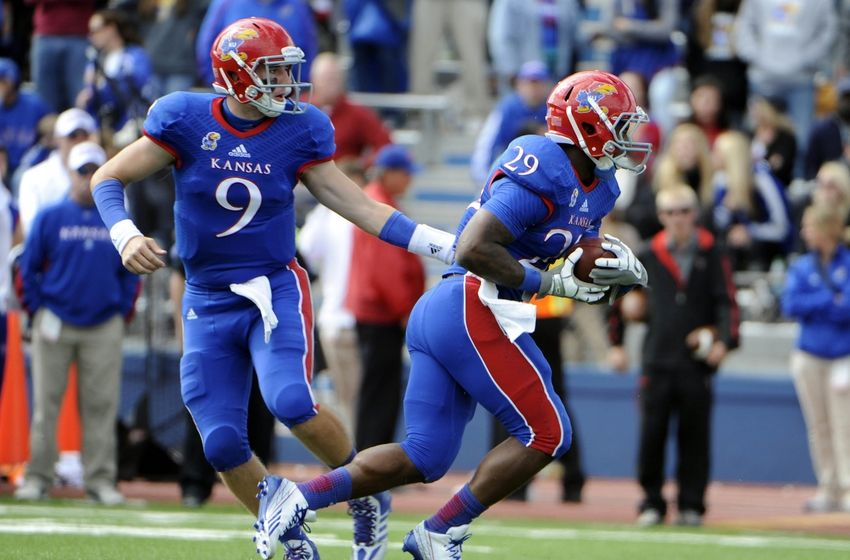 Kansas Jayhawks Football Jake