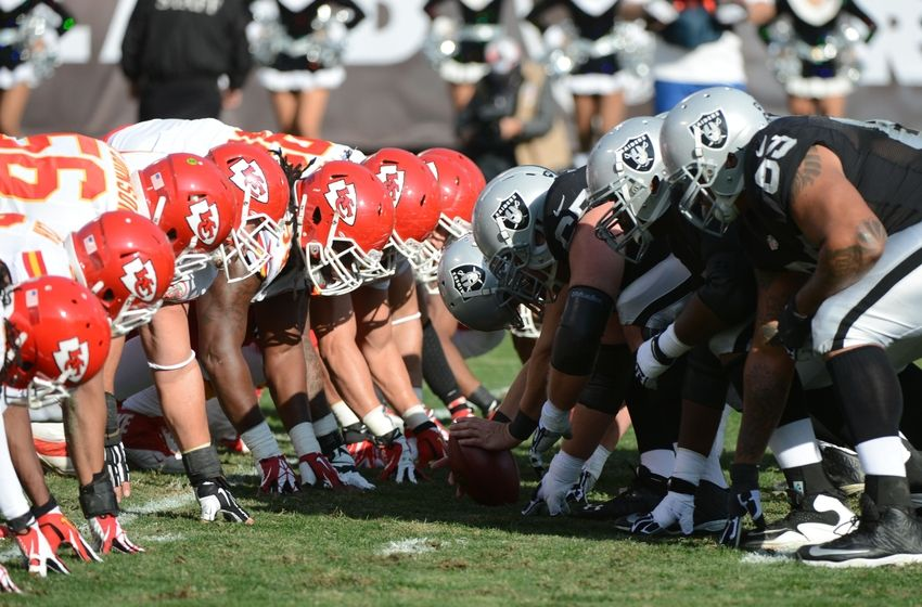 chiefs raiders rivalry vegas