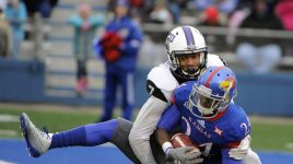 Kansas Jayhawks Football: Match Ups to Watch VS Oklahoma Sooners