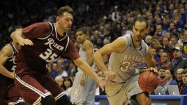 Kansas Jayhawks Basketball Live Stream And TV Info Vs Rhode Island Rams