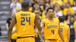 Wichita State Shockers Ranked 11th Nationally