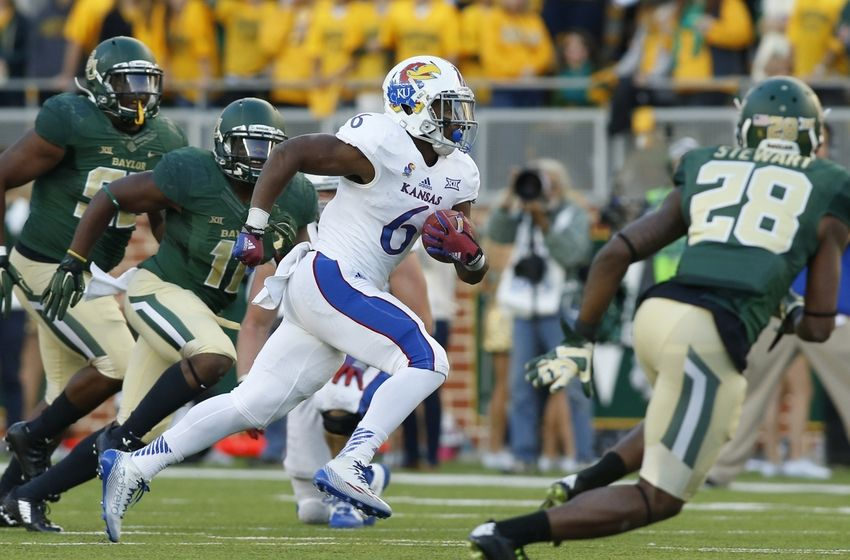 Kansas Jayhawks Football Live