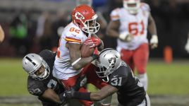 Kansas City Chiefs Fall Out of Top 10 in Power Rankings