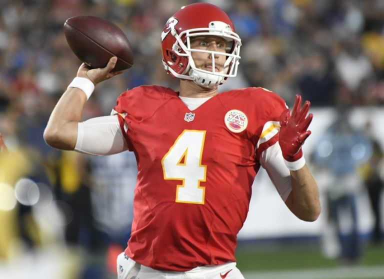 KC Chiefs: Vikings Had Interest in Trading for Nick Foles