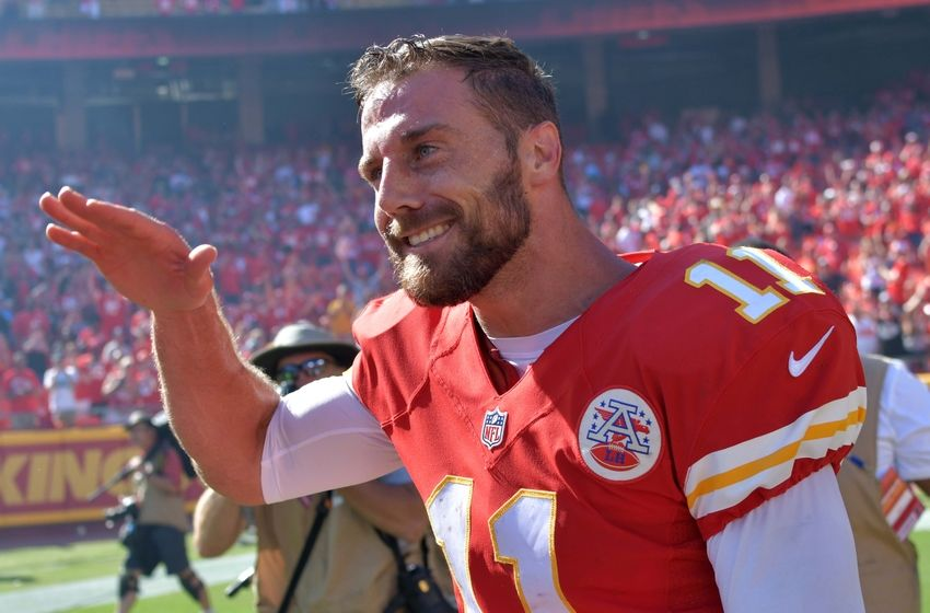 Alex Smith Leads Chiefs Past Chargers In Epic Comeback