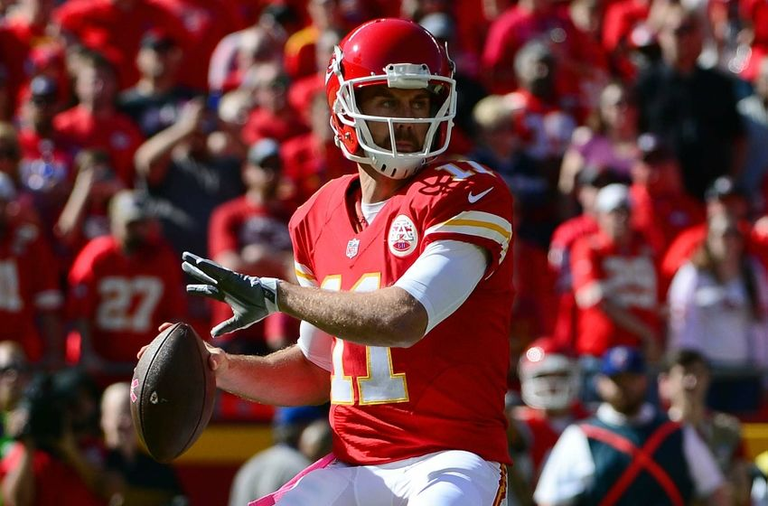 Fantasy Football: Kansas City Chiefs quarterback Alex Smith