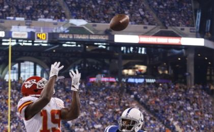 Fantasy Football: Kansas City Chiefs receiver Jeremy Maclin