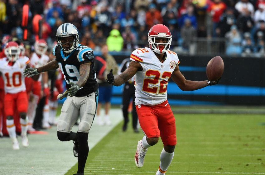 Fantasy Football: Kansas City Chiefs corner Marcus Peters