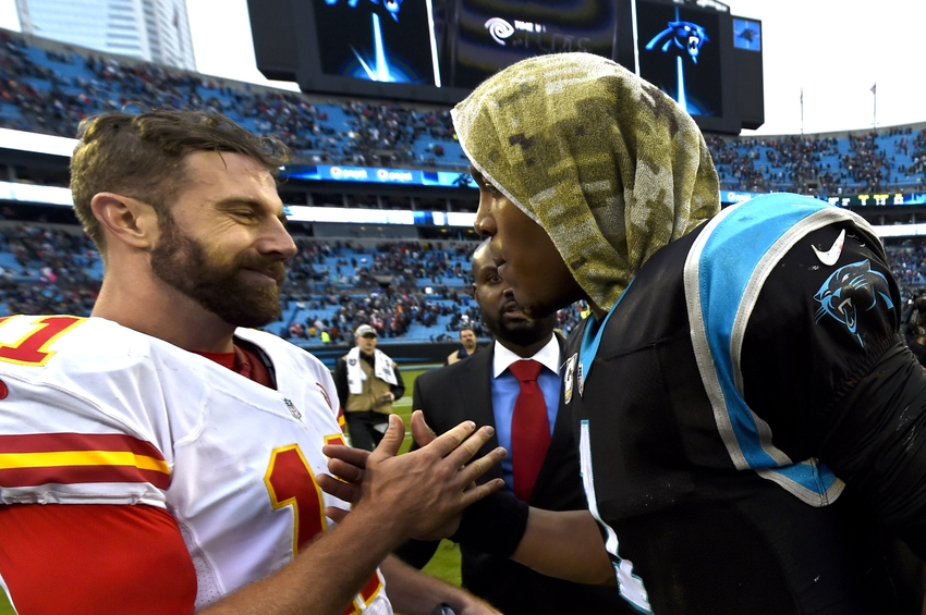 Turnovers Could Tell Story of Panthers-Chiefs