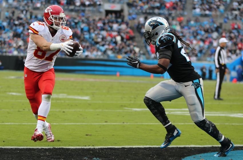 Fantasy Football: Kansas City Chiefs tight end Travis Kelce