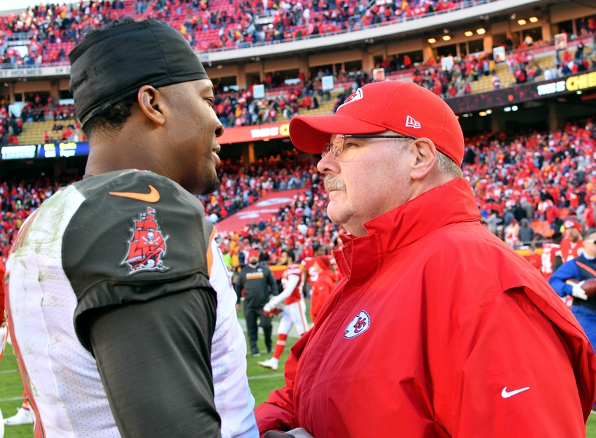 Tampa Bay Buccaneers at Kansas City Chiefs game preview
