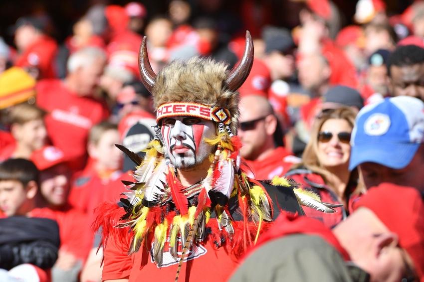 Kansas City Chiefs: 149th Ranked Fan Base In Fandom 250