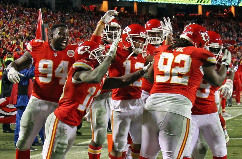 Kc Chiefs Christmas Day Provided Great Gifts For Fans