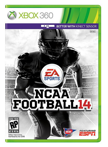 NCAA 14 Cover Athlete is Denard Robinson, Release Date July 9