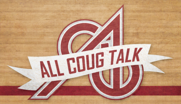 The Official home of the All Coug'd Up Podcast