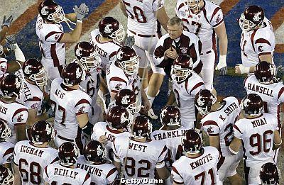 Last time Washington State was in a bowl was the 2003 Holiday Bowl. Several bowl game opportunities await with a win over Utah.