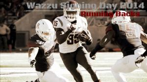 ACU A Signing Day RB