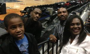 JamaalFranklinAndPhillipsFamily