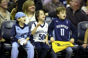 Occupy Beale Street - Memphis Grizzlies Young Fans