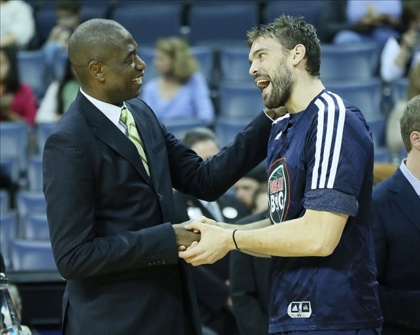Marc Gasol Turns 29 Today! HAPPY BIRTHDAY!