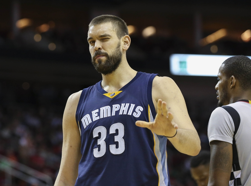 Why Marc Gasol is the best center in the NBA
