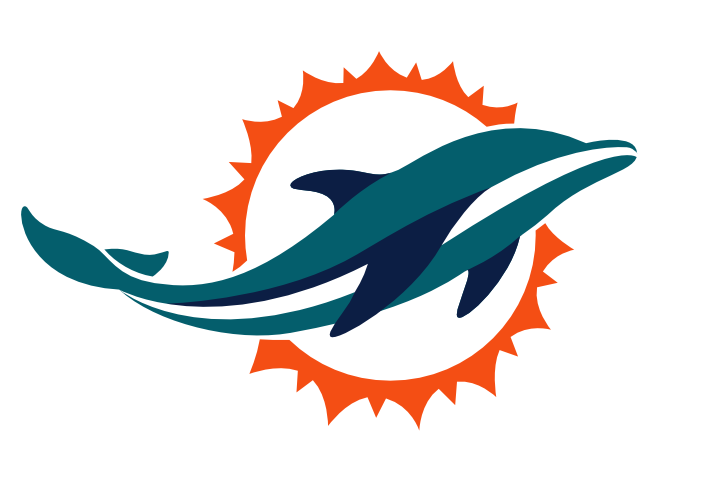 Bens Designs Miami Dolphins New Logo