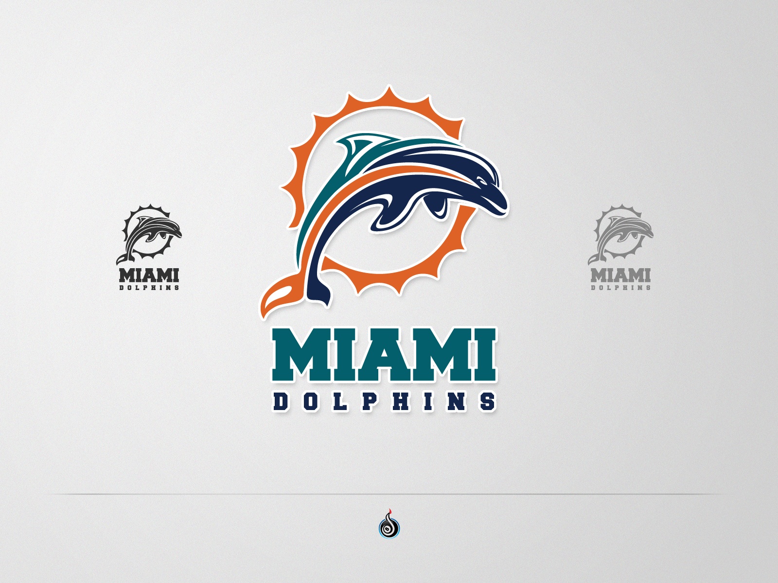 Miami Dolphins New Logo Top Design Possibilities For The Teams 2013 Look