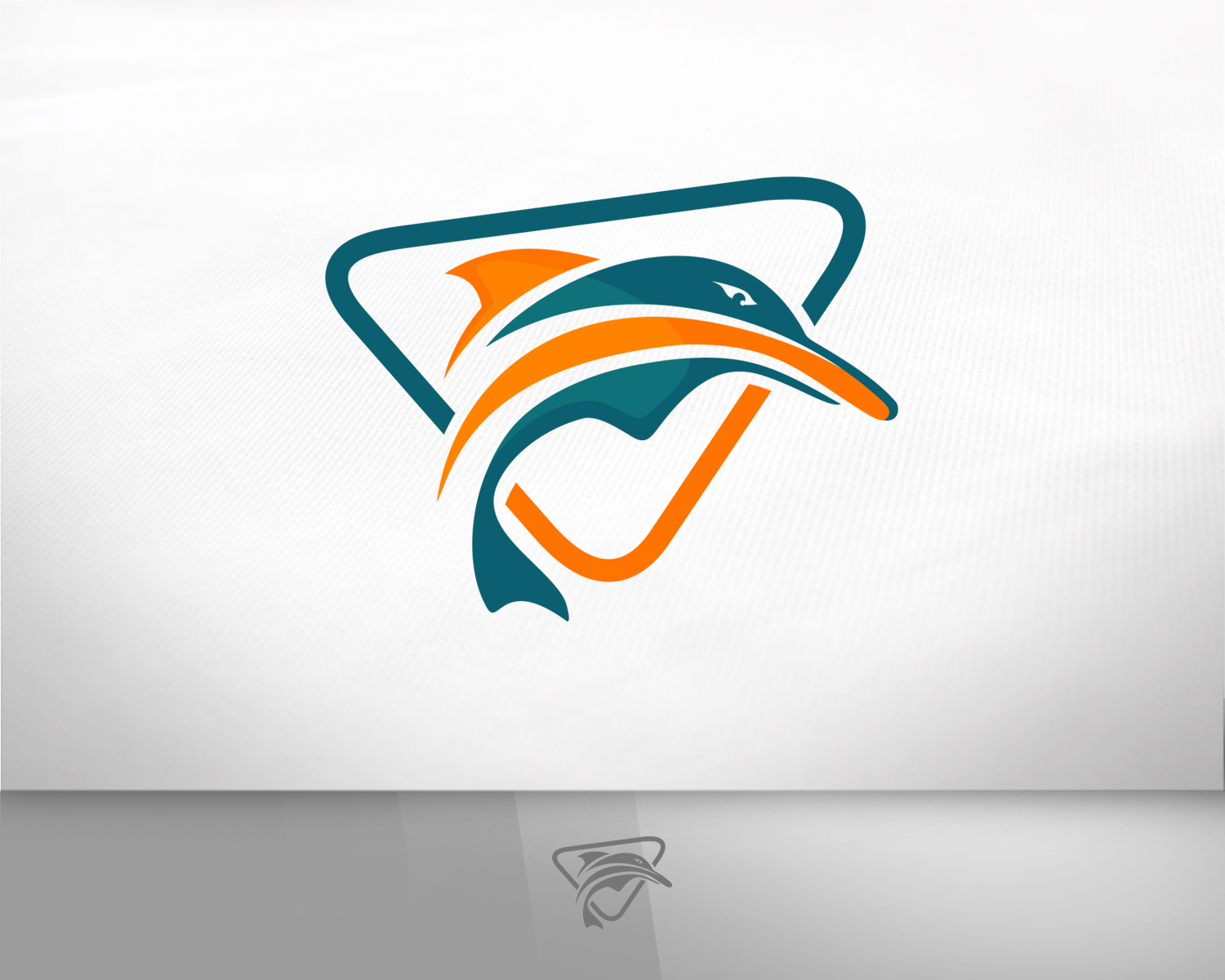 Ben 39 s designs miami dolphins new logo Design a new logo