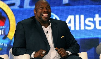 Warren Sapp Thought Michael Strahan Would Get His Hall of Fame Selection