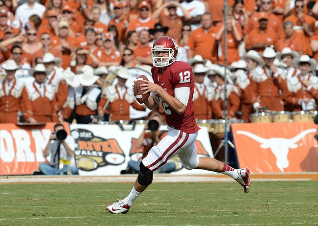 NFL Draft 2013: Pittsburgh Steelers Select Landry Jones